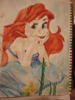 The Little Mermaid by Jikki17