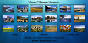 Windows 7 Extra Wallpapers by jakubblaz