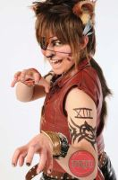 Red XIII Cosplay - IV by Starvart