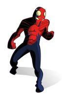 Spiderman Redesign 2 ver 2 by 27poker
