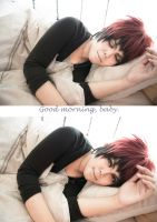 KnB- Good morning, baby. by Haru-katayama