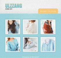 Ulzzang icons set 34 30 pic. by Minyoung-ssi