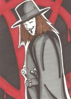 V for Vendetta (SC) by Elvatron