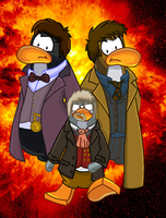 The Day of the Doctor by Azulzinho35