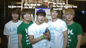 What Shinee's Interview Is Like- Macro by SungminHiroto