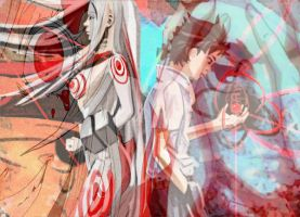 Shiro X Ganta by Nativebean