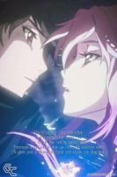 The Everlasting Guilty Crown  :English: by luke88cb