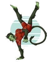 YJ - Beast Boy by KingsCorner