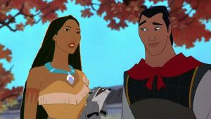 Pocahontas and Shang by Mommy-of-Ein