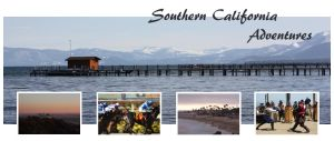 Southern California Adventures Blog Banner by pinknfuzzy4711