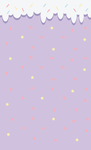 Icing Fairy Kei Background by ArtsyAndreaM