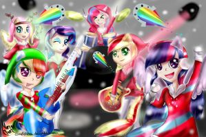 :CE: Winter concert by Cometshina