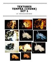 Tempra Chunk - Set 1 by onecoldcanadian