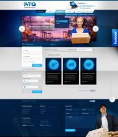 AQL - site for logistic company by webdesigner1921
