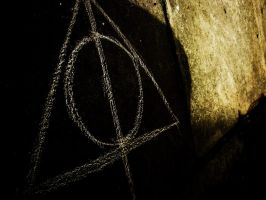 53 - deathly hallows. by JAMjellypot