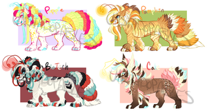 Confetti Bug Auction -CLOSED- by Unstadoptables