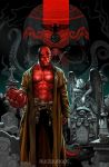 HELLBOY 20th ANNIVERSARY by RUIZBURGOS