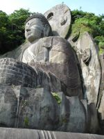 Japan - Daibutsu 3 by Sitara-LeotaStock