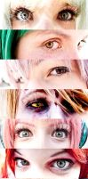 The Eyes Of Dokomi by Andy-K