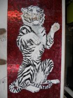 White Tiger: Step 4 by FireKat