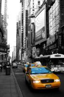 New York Cab by luijo