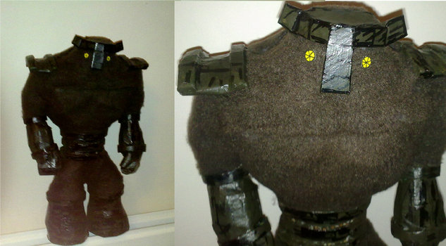 Shadow of The Colossus Figure by WillziakDS
