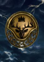 Baratheon Housecard by Thaldir