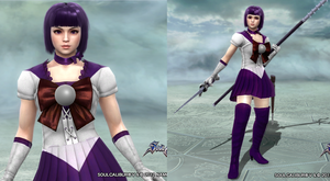 My Sailor Saturn by xSakuyaChan510x