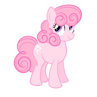 MLP:FiM Cotton Candy by chibikasai