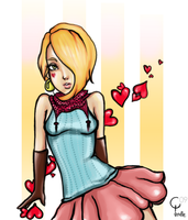 hearts by NOUF7