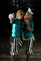 Vocaloid Dark Woods Circus ::01 by Septieme