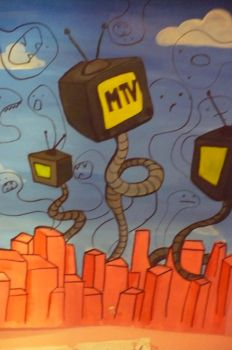 MTV. by Zombie-Meat