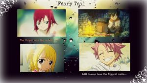 Fairy Tail by YellowKiiroitori