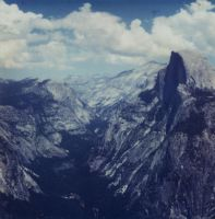 half dome by film400