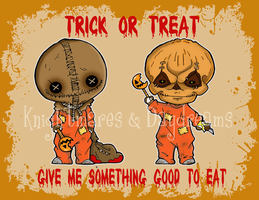 Trick R Treat by Shanachie-fey