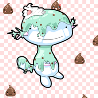 Icecream Wooper by JellyTheTangrowth