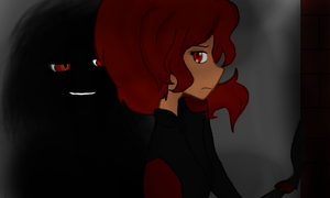 Black Butler oc Avalon Reed (human form) by TheUltimateFangirlXD