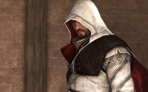 Ezio by DarkLightningRUS