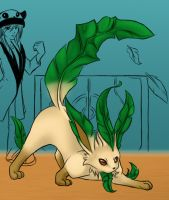 Leafeon - WIP