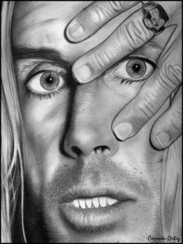 Iggy Pop by CarmenOrtiz