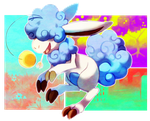 Patched sheep by Pand-ASS