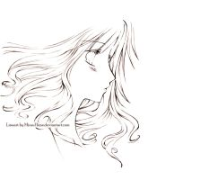 Faraway Song - Lineart by MizuuHime