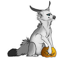 .:CE:. Halloween by coyotesoot