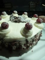 Black Forrest Cake by zamor438
