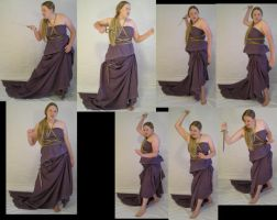 Greek Jennifer Pack 6 by TwilightAmazonStock