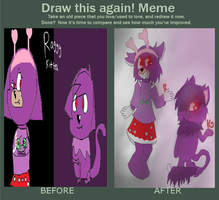 Improvement. by Two-Pieces-Of-Trash