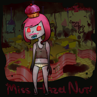 lil' Miss INFECTED Hazel Nut by sgtst0rm