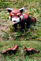 Red Panda for Alnastra by yingmakes