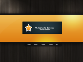 Envoke Homepage by Proxone