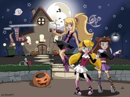 Halloween 2014 by Soma011 by soma011